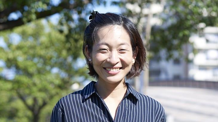 岸 洋子 プロフィール写真